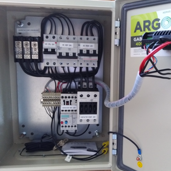 tableros de control eléctrico